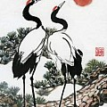 Chinese Brush Painting - Art Group